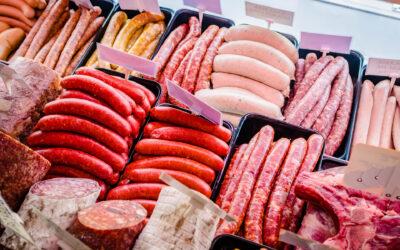 Viande à barbecue à Belfort