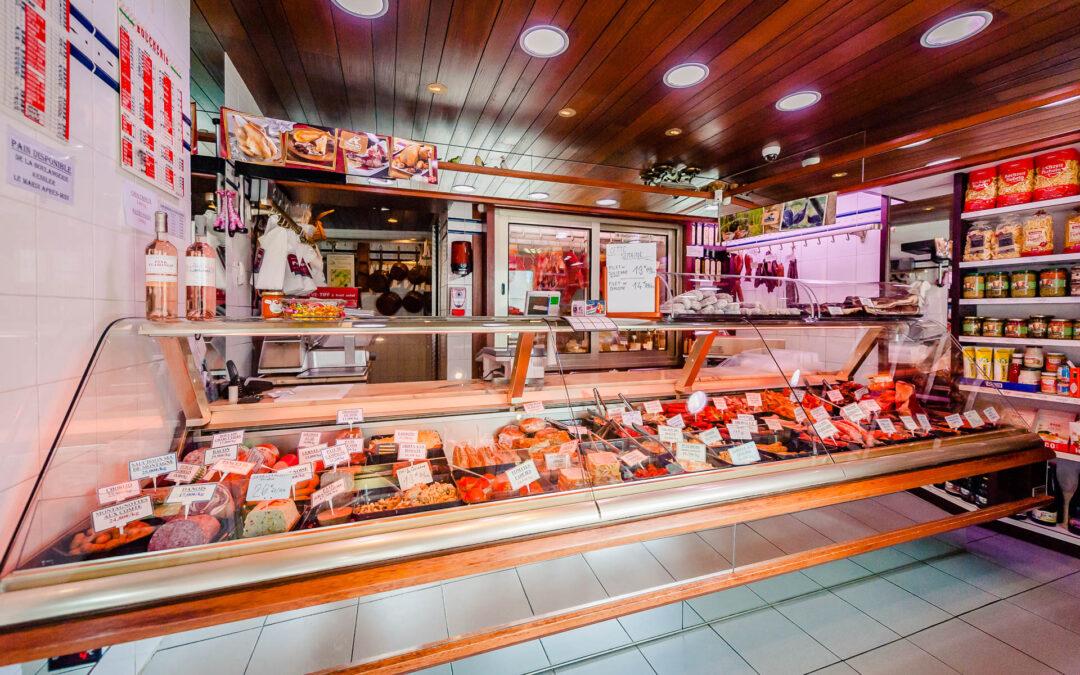 Boucherie à Etueffont