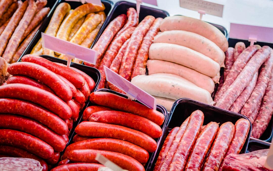 Viande barbecue à Belfort